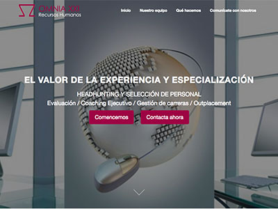 Website Omnia XXI